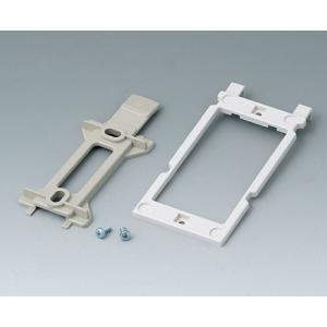 Universal wall suspension element 50x100 mm