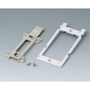 Universal wall suspension element 50x100 mm
