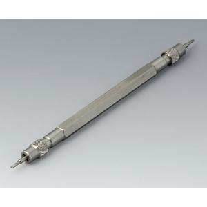 Spring bar tool stainless steel, Body-C.