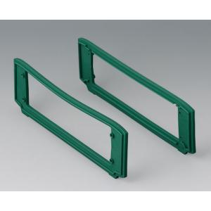 Designer seals set, green, SM-T