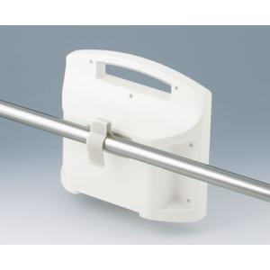 CARRYTEC holding clamp, off-white