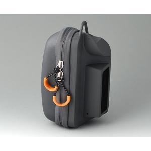 OKW CARRYTEC S carrying case, left-hand side