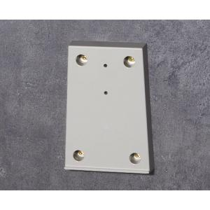 CARRYTEC adapter for station L, off-white