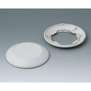 OKW ART-CASE R110 F, Ø110x30 mm, flat