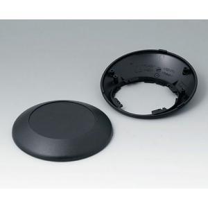 OKW ART-CASE R110 F, Ø110x38 mm, flat