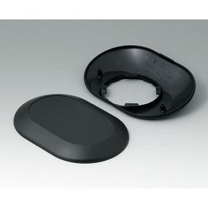 OKW ART-CASE O160 F, 160x110x30 mm, flat