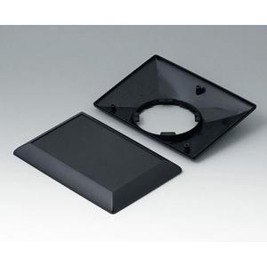 OKW ART-CASE E160 F, 160x110x38 mm, flat