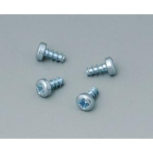 Set of 2,5x5 mm PZ1 screws, 4 pcs