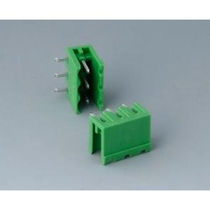 Plug header male, pitch 5,08 mm, 3-pin