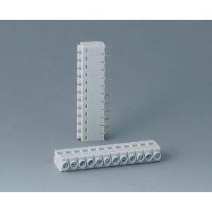 Screw terminal block, pitch 5,0 mm, 12-pin