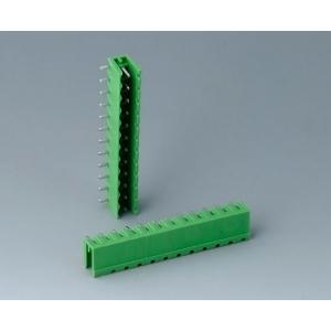 Plug header male, pitch 5,08 mm, 12-pin