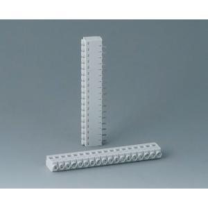 Screw terminal block, pitch 5,0 mm, 18-pin