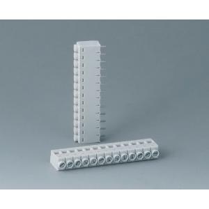 Screw terminal block, pitch 5,0 mm, 13-pin