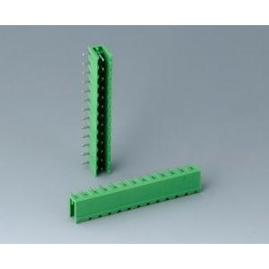Plug header male, pitch 5,08 mm, 13-pin