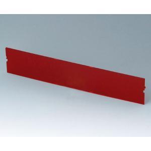 RAILTEC B red front panel, 12 mod., Vers. VI