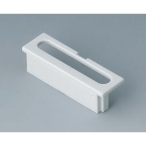 RAILTEC B terminal cap flat, 5,0 mm/6-pin