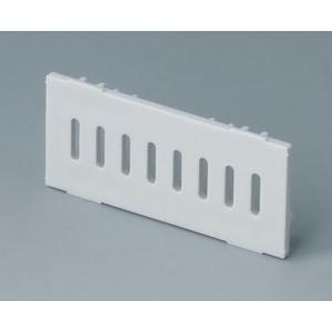 RAILTEC B partition plate with ventilation