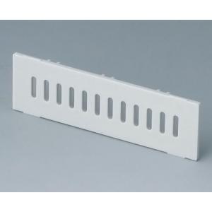 RAILTEC B partition plate with ventilation
