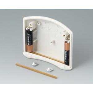 OKW ERGO-CASE S battery clips