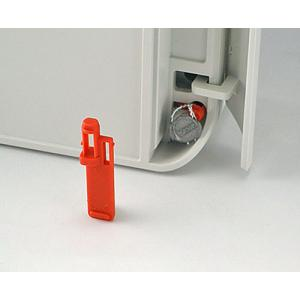 OKW SMART-BOX security plug, red