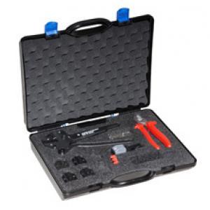 BNC työkalusarja laukussa (ilman leukoja)