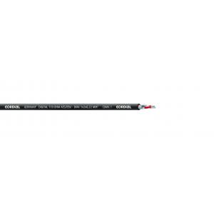 DMX-kaapeli, 1x2x0,22mm², Ø4,5mm