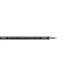 DMX-kaapeli, 1x2x0,34mm², Ø6,0mm