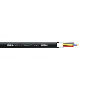 FLEX kaiutinkaapeli 4x2,5mm², Ø10,2mm