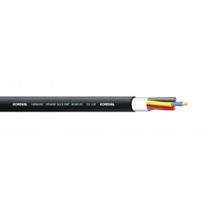 HIGHFLEX kaiutinkaapeli 4x4,0mm², Ø11,4mm