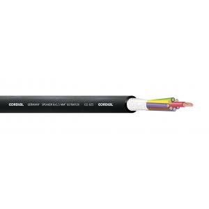 ULTRAFLEX kaiutinkaapeli 8x2,5mm², Ø12,5mm