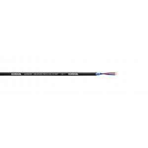 Asennusmikkikaapeli 2x0,18mm², Ø3,5mm, 100 m