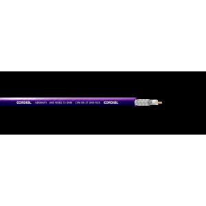 UHD-SDI FLEX 0,8/3,7, Ø5,9mm, purppura