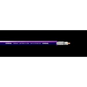UHD-SDI FLEX 1,2/5,0, Ø7,0mm, purppura