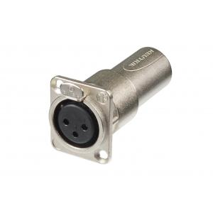 Neutrik NA3FDM läpivientiadapteri XLR-F/XLR-M
