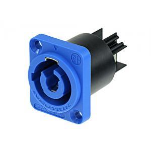 Neutrik NAC3MPA-1 powerCON IN sininen runkol.