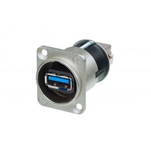 Neutrik NAUSB3 USB3 läpivientiliitin