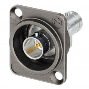 UHD-SDI BNC-läpivientirunko D-aukkoon