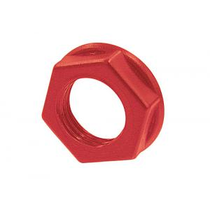 Neutrik NRJ-NUT-R muovimutteri, punainen